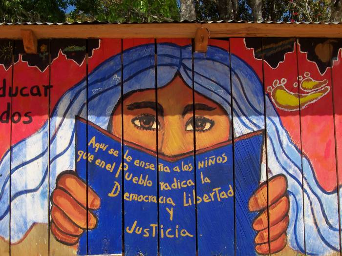 schools Chiapas