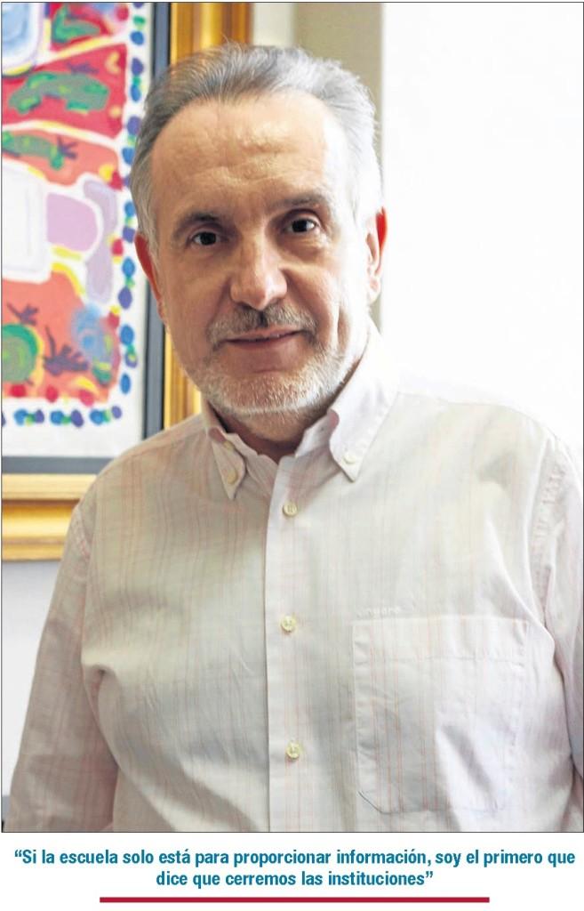 Jurjo. 2ª foto. Escuela, 2011