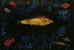 Paul Klee - The Goldfish