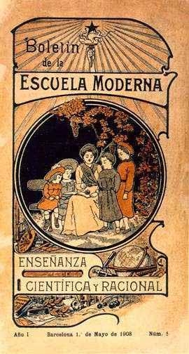 Boletín de Escuela Moderna