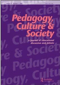 Pedagogy, Culture & Society