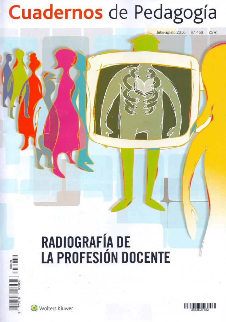 Cuadernos de Pedagogía, 2016